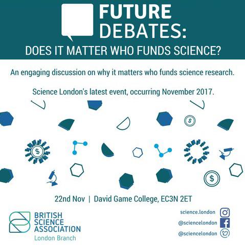 EVENT 22nd Nov | Future debates(free)